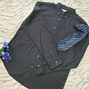 Old Navy Casual Long Sleeve Dress Shirt